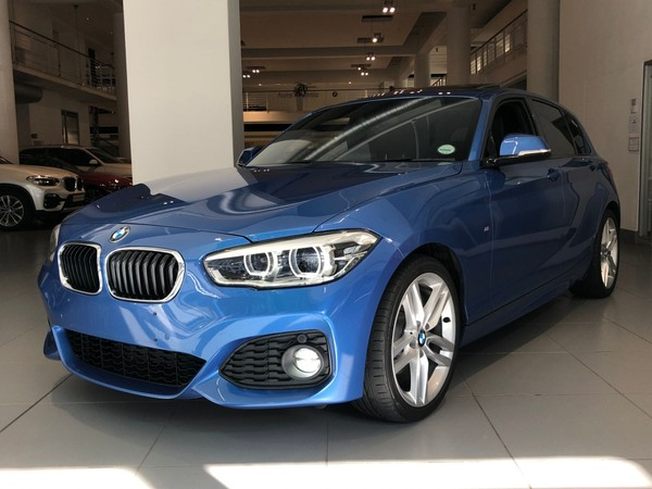 2017 BMW 1 Series 120i M Sport 5-Door Auto Western Cape Cape Town_0