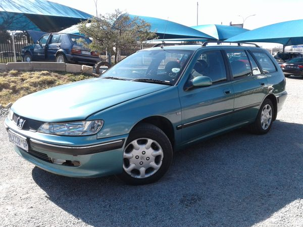2000 Peugeot 406 St 2.0  Gauteng Roodepoort_0