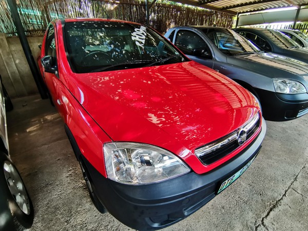 2010 Chevrolet Corsa Utility 1.4 Sc Pu  Gauteng Pretoria_0