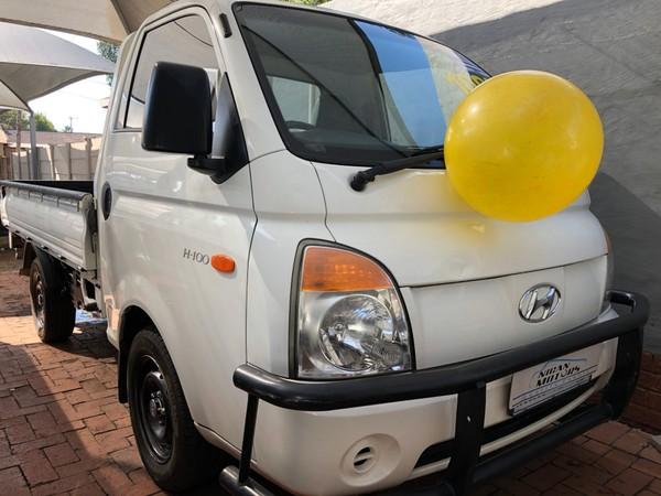 2007 Hyundai H100 Bakkie 2.6i D Fc Ds  Gauteng Pretoria_0