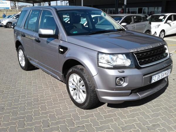 2013 Land Rover Freelander Ii 2.0 Si4 Dynamic At  Gauteng Roodepoort_0