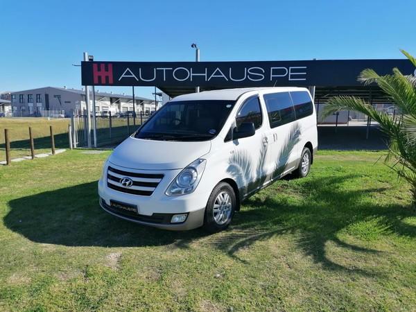 2017 Hyundai H1 2.5 CRDI Wagon Auto Eastern Cape Port Elizabeth_0