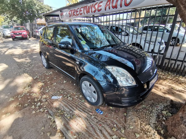 2009 Suzuki Swift 1.5 Gl  Gauteng Pretoria_0