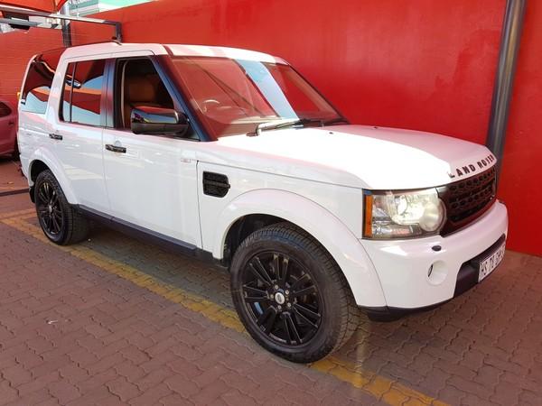 2012 Land Rover Discovery 4 3.0 Tdv6 Se  Gauteng Meyerton_0