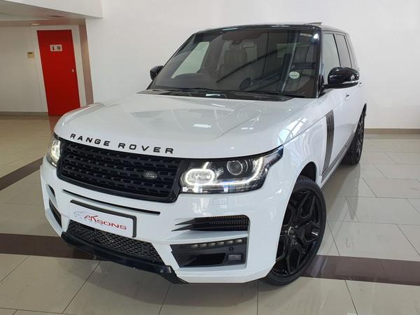 2014 Land Rover Range Rover 4.4 Sd V8 Vogue Se  Kwazulu Natal Durban_0