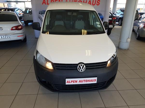 2012 Volkswagen Caddy 1.6i 75kw Fc Pv  Western Cape Parow_0