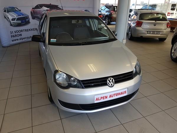 2010 Volkswagen Polo Vivo 1.6 Western Cape Parow_0