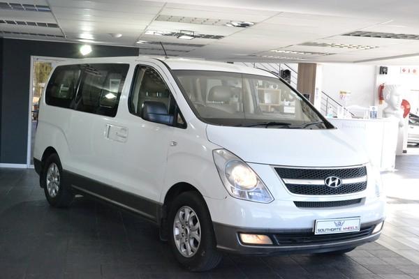 2010 Hyundai H1 Gls 2.4 Cvvt Wagon  Gauteng Roodepoort_0