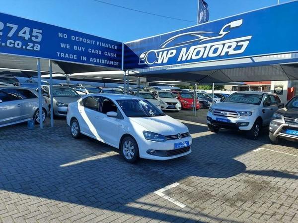 2012 Volkswagen Polo 1.6 Comfortline  Western Cape Bellville_0