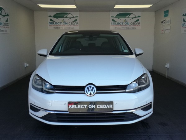 2017 Volkswagen Golf VII 1.4 TSI Comfortline DSG Gauteng Four Ways_0