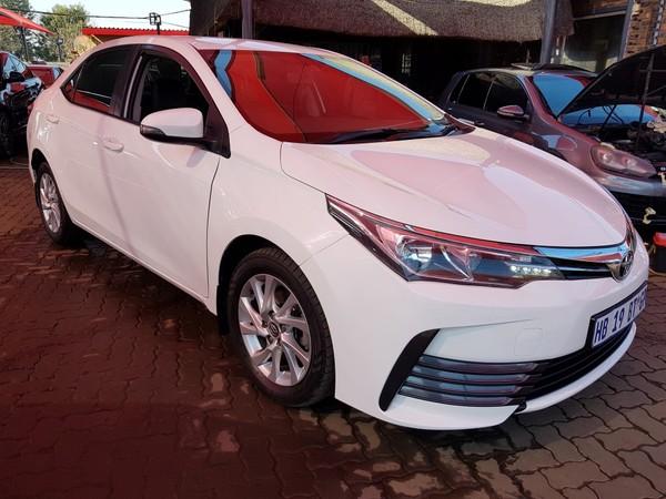 2016 Toyota Corolla 2.0 D-4d Exclusive  Gauteng Meyerton_0
