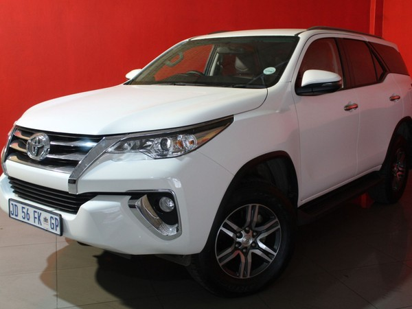 2019 Toyota Fortuner 2.4GD-6 RB Auto Gauteng Springs_0