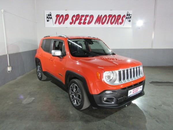 2015 Jeep Renegade 1.4 Tjet LTD Gauteng Vereeniging_0