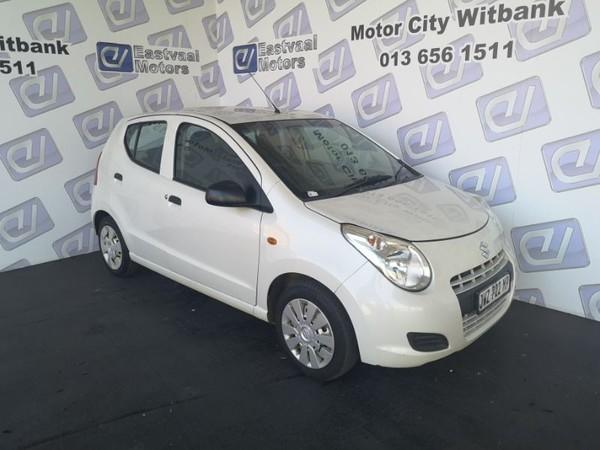 2012 Suzuki Alto 1.0 Gl  Mpumalanga Witbank_0
