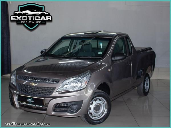 2014 Chevrolet Corsa Utility 1.4 Sc Pu  Gauteng Benoni_0