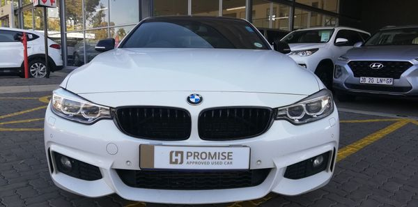 2016 BMW 4 Series 420i Gran Coupe Auto Gauteng Pretoria_0