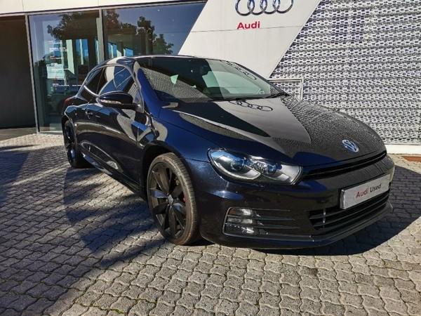 2016 Volkswagen Scirocco 2.0 TSI GTG DSG Western Cape Claremont_0