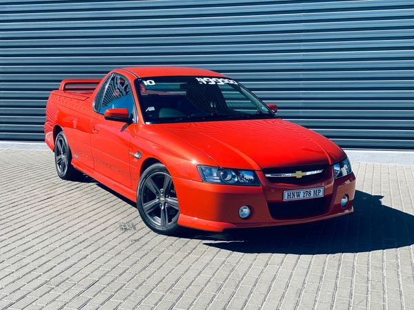 2010 Chevrolet Lumina Ss 6.0 Ute At Pu Sc  Mpumalanga Evander_0