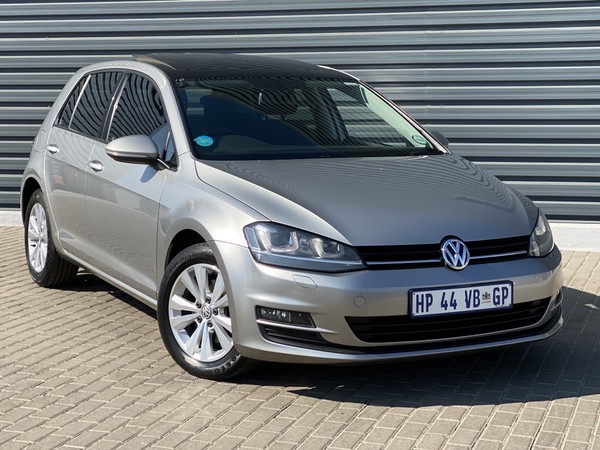 2014 Volkswagen Golf Vii 1.4 Tsi Comfortline Dsg  Mpumalanga Evander_0