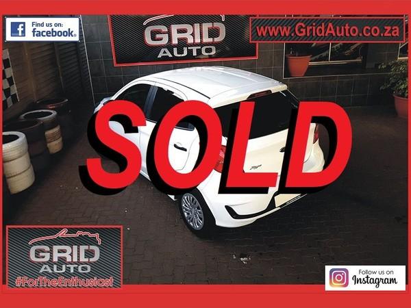 2018 Ford Figo 1.5Ti VCT Ambiente 5-Door Gauteng Pretoria North_0