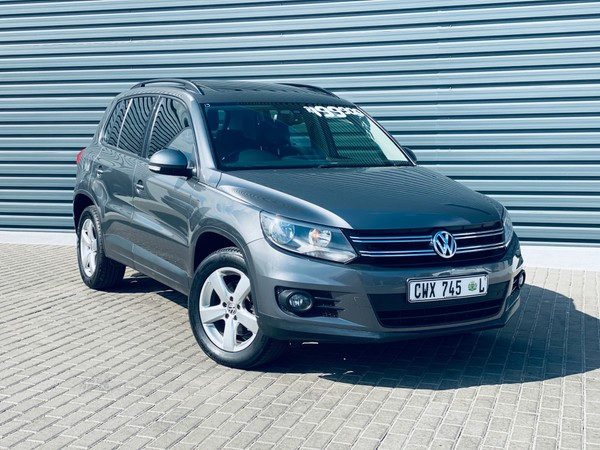 2013 Volkswagen Tiguan 1.4 Tsi  Trend-fun 4mot  Mpumalanga Evander_0