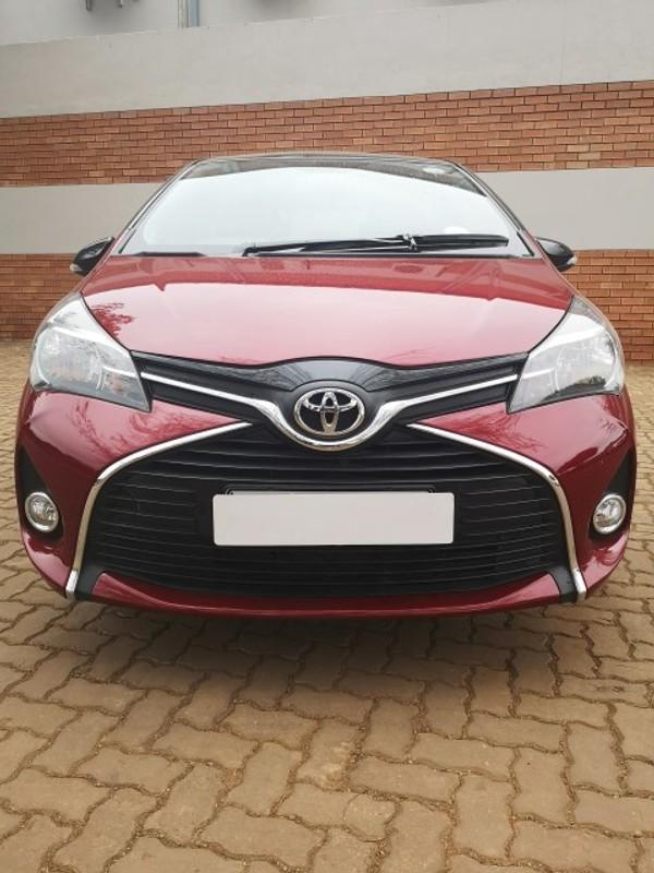 2017 Toyota Yaris 1.0 5-Door Limpopo_0