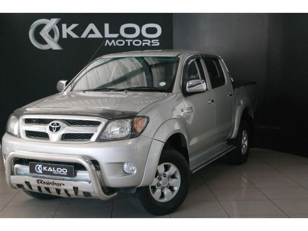 2008 Toyota Hilux 2.7vvt-i Raider Pu Dc  Gauteng Johannesburg_0