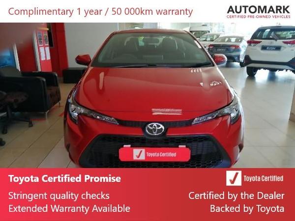 2020 Toyota Corolla 1.8 XS CVT Gauteng Krugersdorp_0