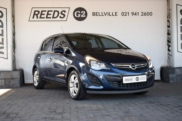 2013 Opel Corsa 1.4 Essentia 5dr  Western Cape Claremont_0