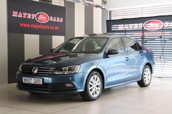 2016 Volkswagen Jetta GP 1.4 TSI Comfortline DSG Mpumalanga Delmas_0