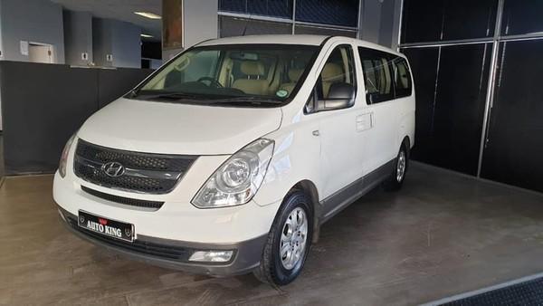 2009 Hyundai H1 Gls 2.4 Cvvt Wagon  Western Cape Cape Town_0