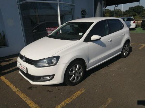 2012 Volkswagen Polo 1.4 Comfortline 5dr  Kwazulu Natal Mount Edgecombe_0