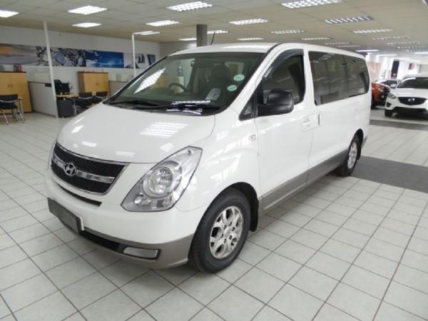 2014 Hyundai H1 2.5 Crdi Wagon At  Gauteng Pretoria_0