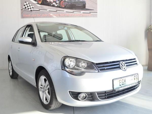 2015 Volkswagen Polo Vivo GP 1.6 Comfortline 5-Door Free State Bloemfontein_0