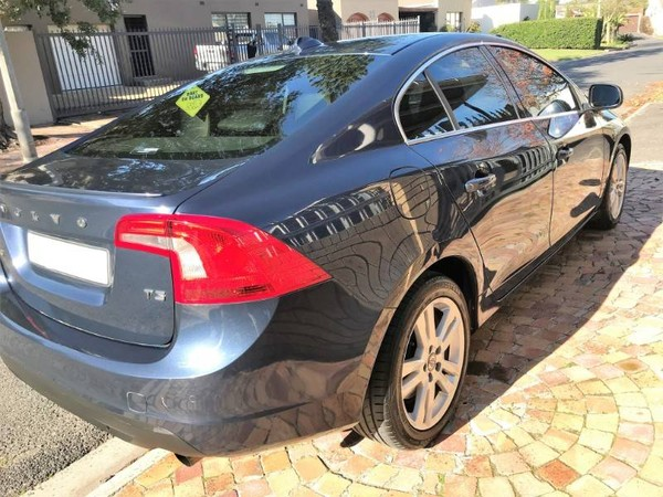 2013 Volvo S60 T3 Excel  Western Cape Goodwood_0