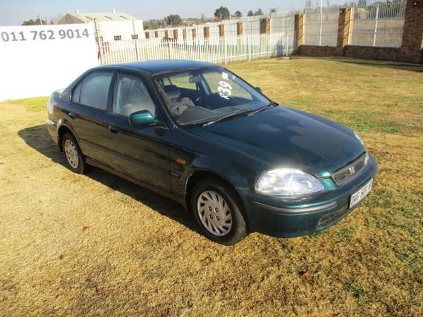 1996 Honda Ballade 150i Luxline  Gauteng Roodepoort_0