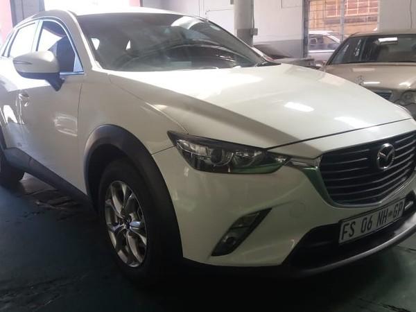2017 Mazda CX-3 2.0 Dynamic Gauteng Johannesburg_0