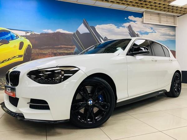 2014 BMW 1 Series M135i M PERFORMANCE AUTO 5DOOR 92000KMS Gauteng Benoni_0