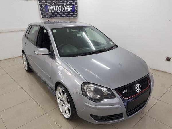 2008 Volkswagen Polo Gti 1.8t  Gauteng Vereeniging_0