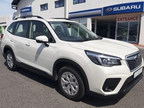 2020 Subaru Forester 2.0i CVT Western Cape Strand_0