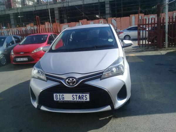2015 Toyota Yaris 1.0 Xs 5dr  Gauteng Johannesburg_0