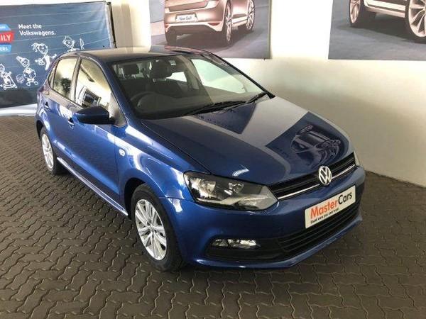 2020 Volkswagen Polo Vivo 1.4 Comfortline 5-Door Gauteng Edenvale_0