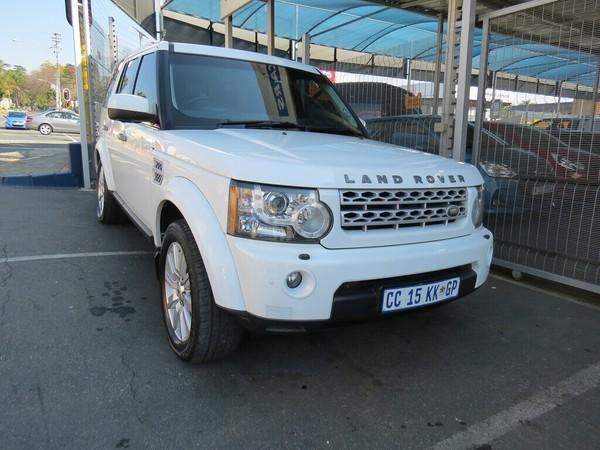 2012 Land Rover Discovery 4 3.0 Tdv6 Hse  Gauteng Johannesburg_0