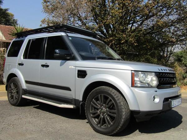 2010 Land Rover Discovery 4 5.0 V8 Hse  Gauteng Randburg_0