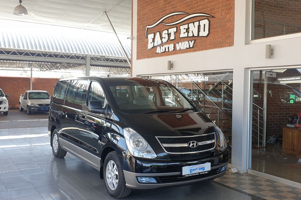 2016 Hyundai H1 Gls 2.4 Cvvt Wagon  North West Province Rustenburg_0