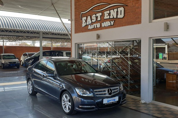 2013 Mercedes-Benz C-Class C180 Be Avantgarde At  North West Province Rustenburg_0