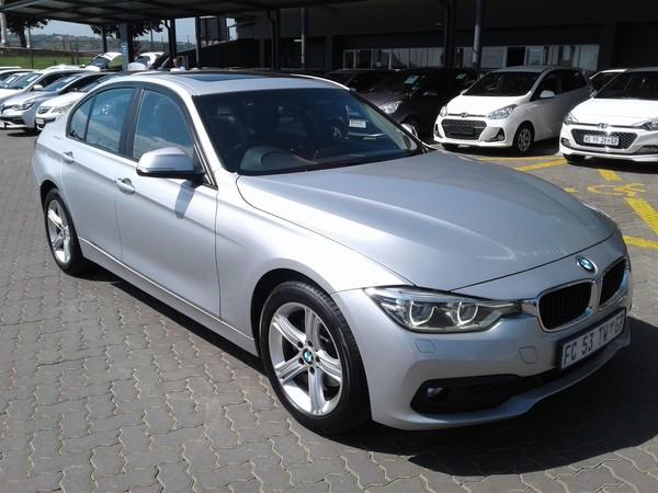 2016 BMW 3 Series 320D Auto Gauteng Roodepoort_0
