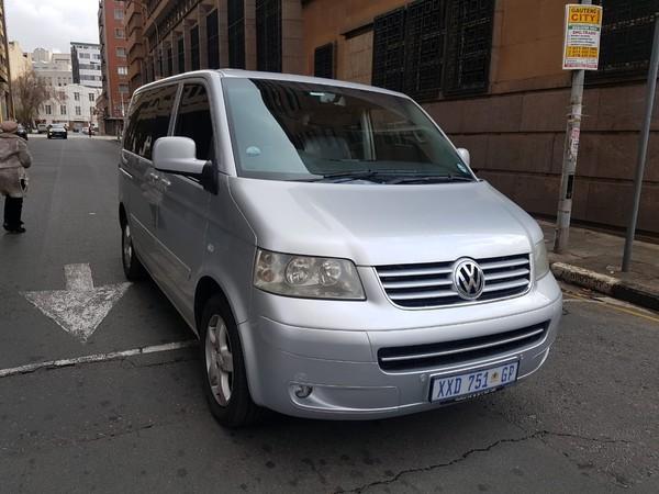 2007 Volkswagen Caravelle 2.5tdi 128kw At  Gauteng Johannesburg_0