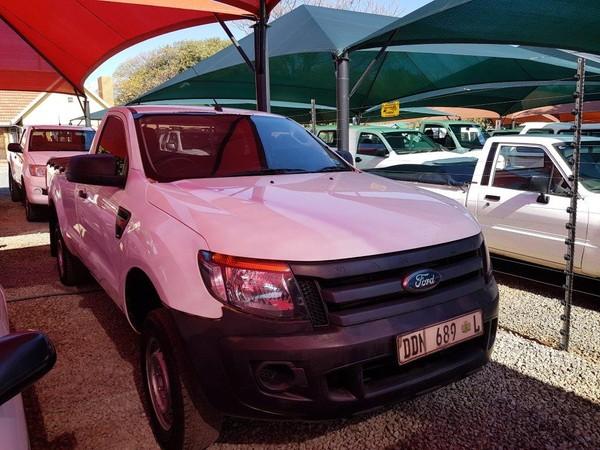 2014 Ford Ranger 2.2i Lwb  Gauteng Pretoria_0