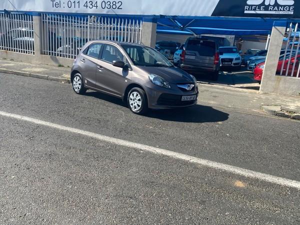 2013 Honda Brio 1.2 Comfort At  Gauteng Rosettenville_0